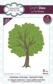 Sue Wilson Craft Dies - Finishing Touches - Majestic Tree – CED1494